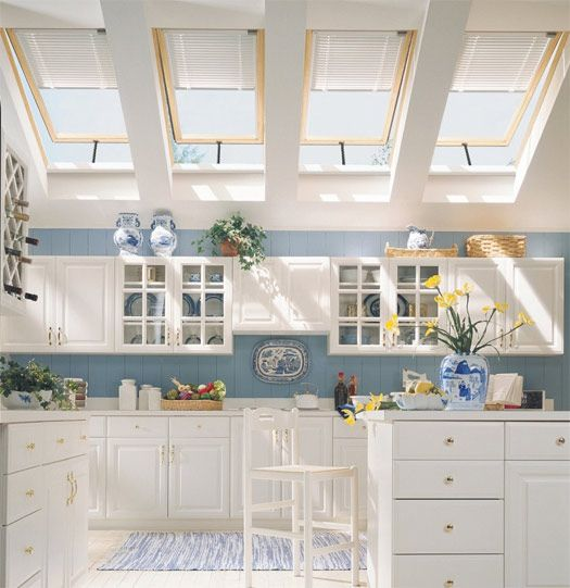 Image result for kitchen skylights