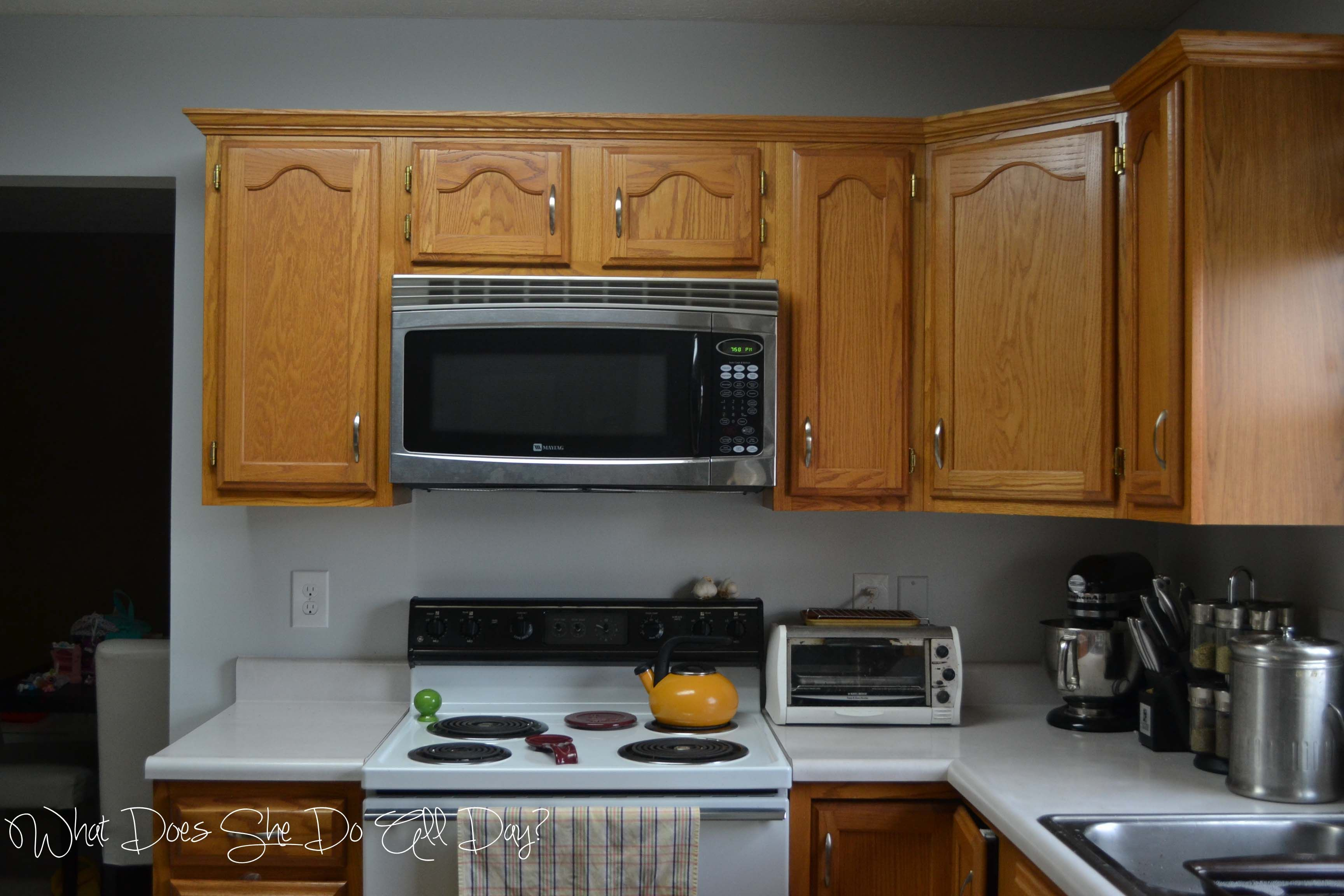 Charmant Image Result For What Color To Paint A Kitchen With Tan Wood Cabinets