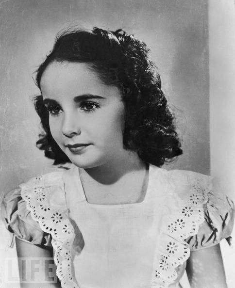 Elizabeth Taylor Early Years Photo Gallery Life Young Elizabeth Taylor Elizabeth Taylor Movie Stars