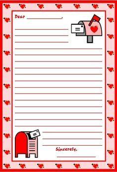 Love letter layout valentines ideas pinterest layouts love letter layout spiritdancerdesigns Images