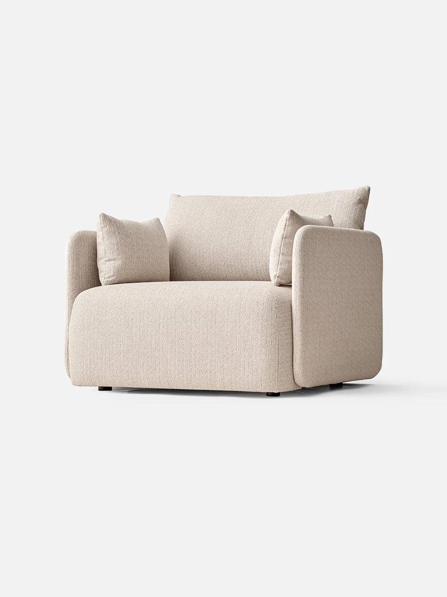 Menu Offset Lounge Chair Scandinavian Lounge Chair Lounge Chair Modern Living Room Seating