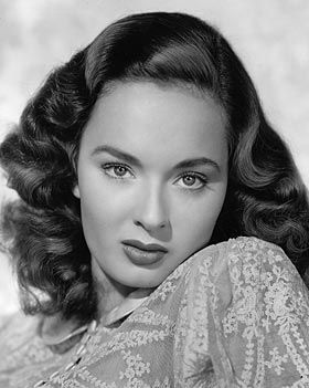 Ann Blyth #hollywoodstars