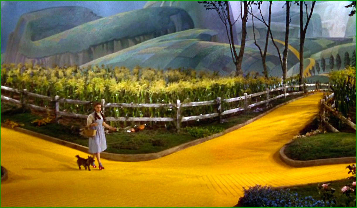 Wizard Of Oz Yellow Brick Road Viewing Gallery Wizard Of Oz Wizard Of Oz Decor Wizard Of Oz Play