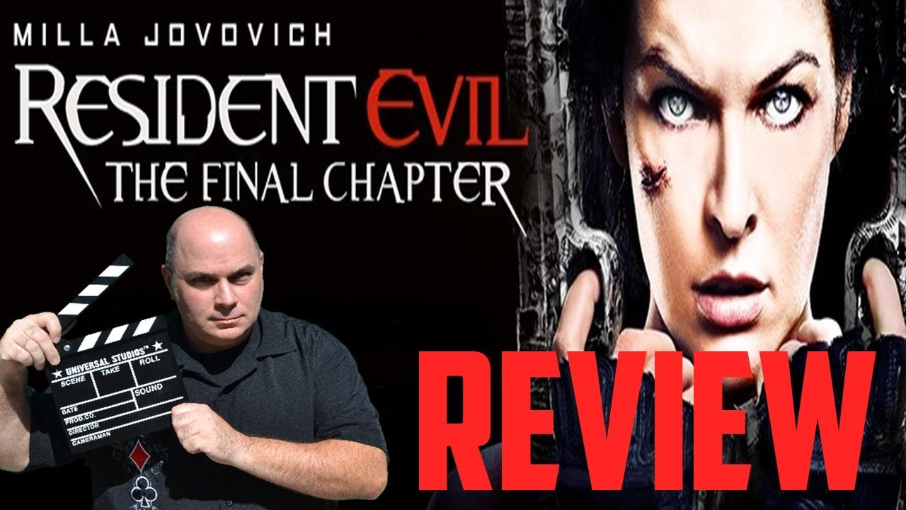 Resident Evil The Final Chapter Movie Review Resident