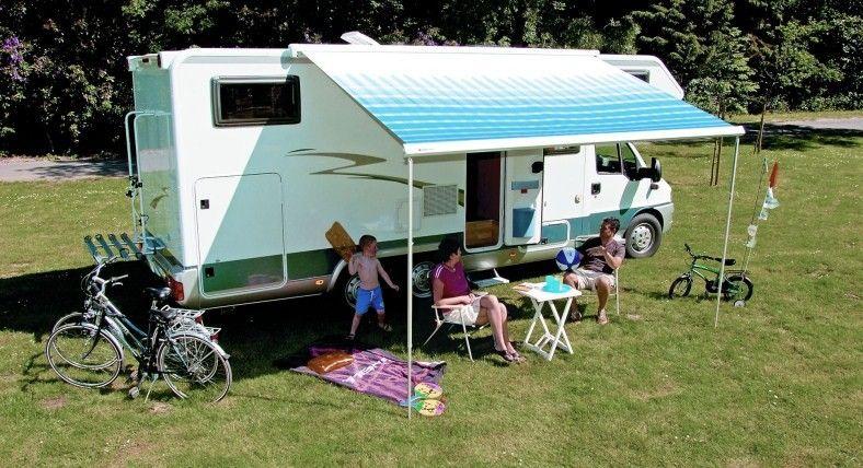 Thule 5200 Caravan And Motorhome Awning Awning Caravan Awnings Recreational Vehicles