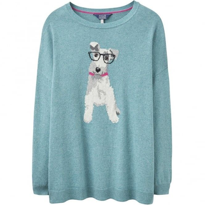6fe8d589bdc0a Joules Ladies Meryl Intarsia Jumper | Mother's Day Gift Guide ...