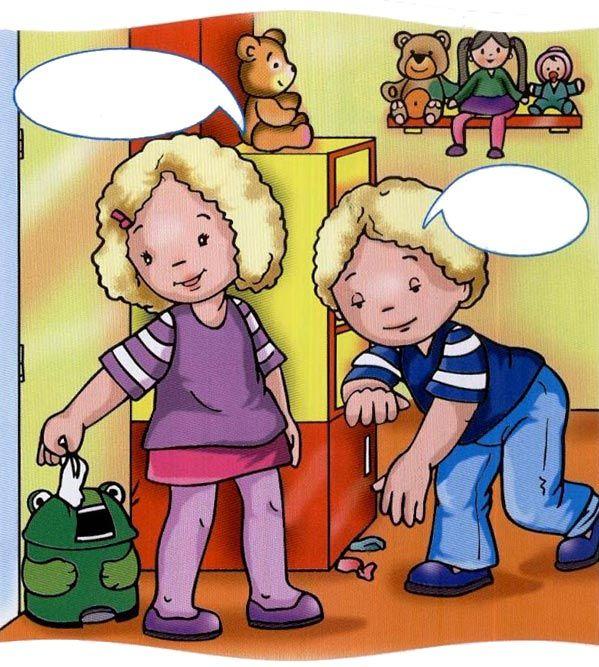 Sequenze di azioni quotidiane | Κόμικς, Παιδιά, Αυτισμός