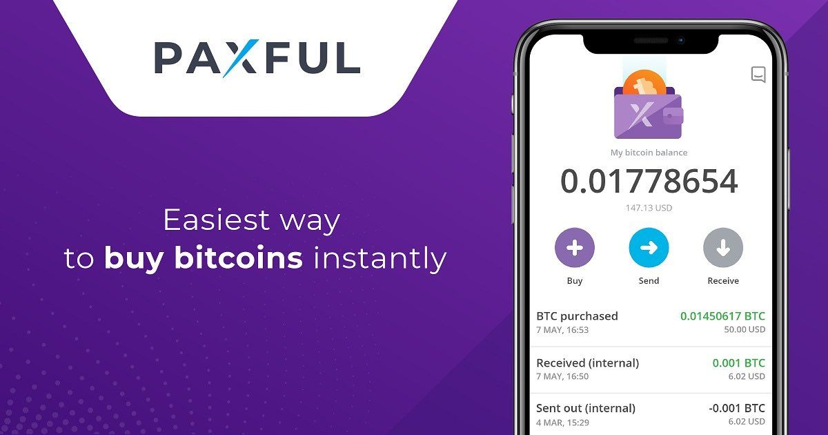 Buy Bitcoin Instantly Paxful Cryptocurrency Bitcoin Buy Bitcoin