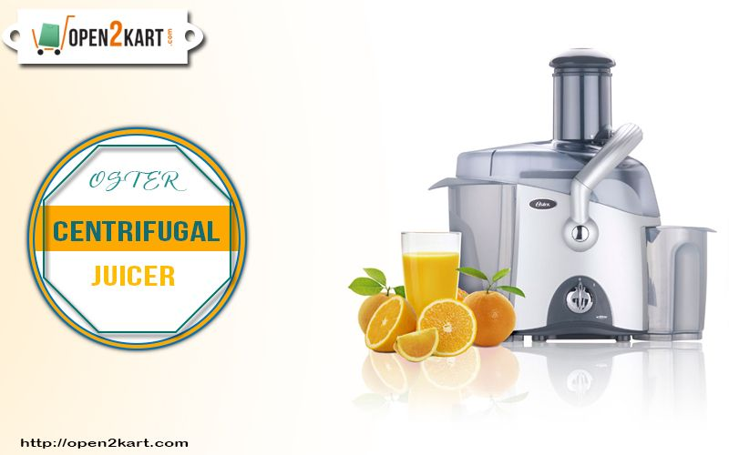 Get off on OSTER 3168 Centrifugal Juicer, easy to made Dishwasher safe. Shop now on http://open2kart.com/index.php/home-kitchen/oster-3168-centrifugal-juicer.html