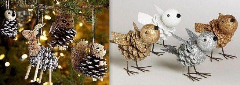 Faire Des Personnages De Noël Avec De La Récup   Noël   Pinterest
