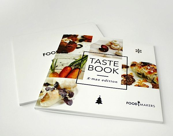 Editorial design inspiration taste book editorial design design tastebook is a x mas edition of a cookbook for ones which are bored of cooking traditional dishes in the same way forumfinder Choice Image