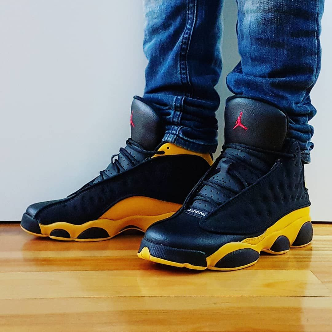 "Comment Tag a friend who will cop Go check out my Air Jordan 13 Retro ""Melo""  on feet video. Quick link in bio. 41e8efa88"