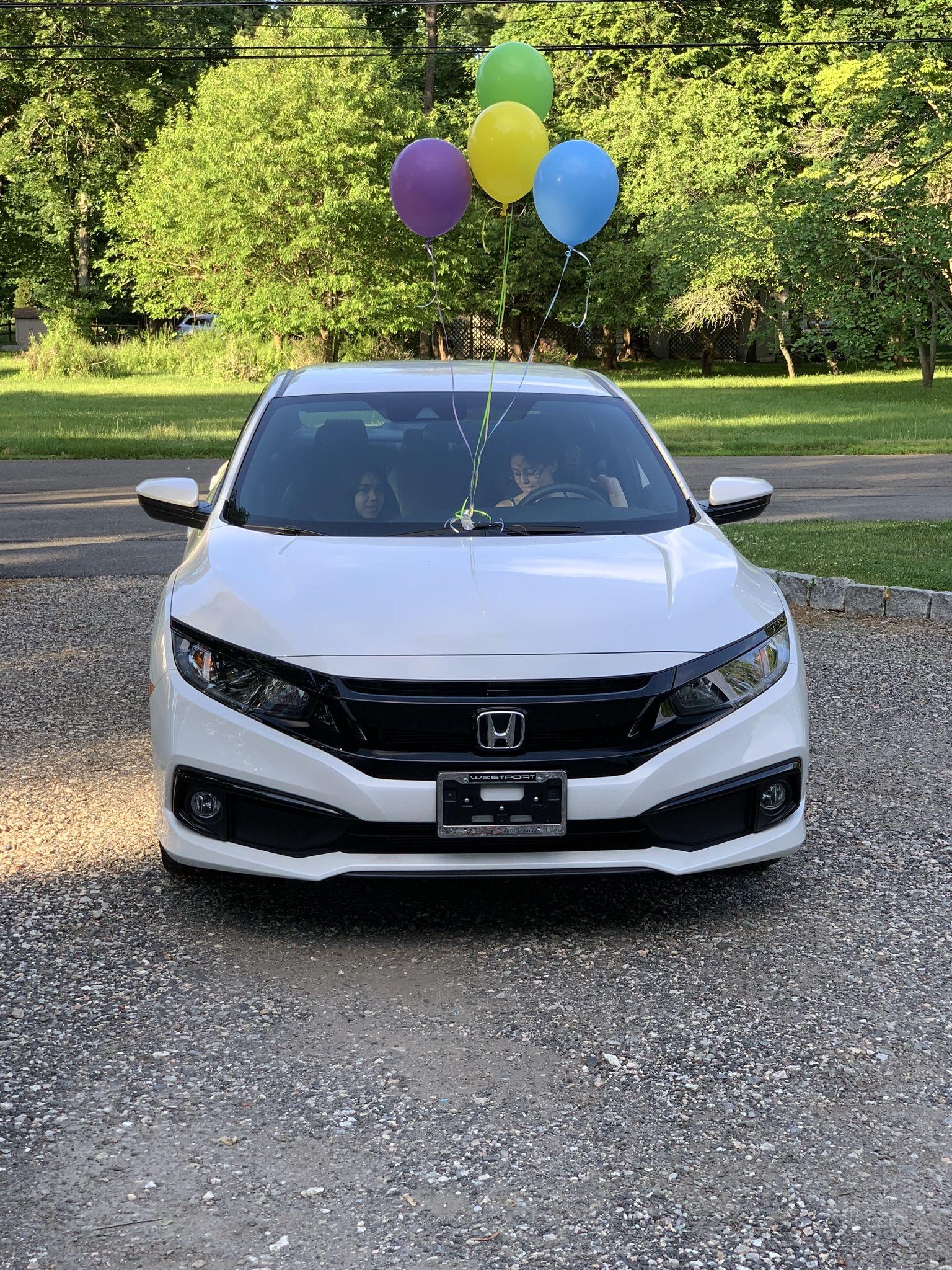 2019 Honda Civic Sedan Sport Civic Sedan Honda Civic Sedan Car Lease
