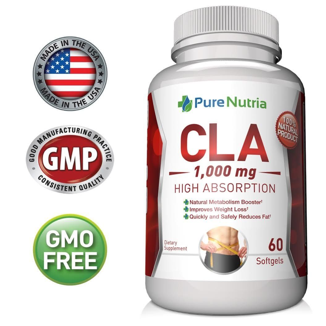 Best Cla 1000mg Supplement Superior Fat Burner And Weight Loss Pills For Women Conjugated
