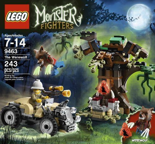 LEGO: Monster Hunters: The Werewolf LEGO http://www.amazon.ca/dp/B007Q0ONNW/ref=cm_sw_r_pi_dp_TOUBwb0ESP416