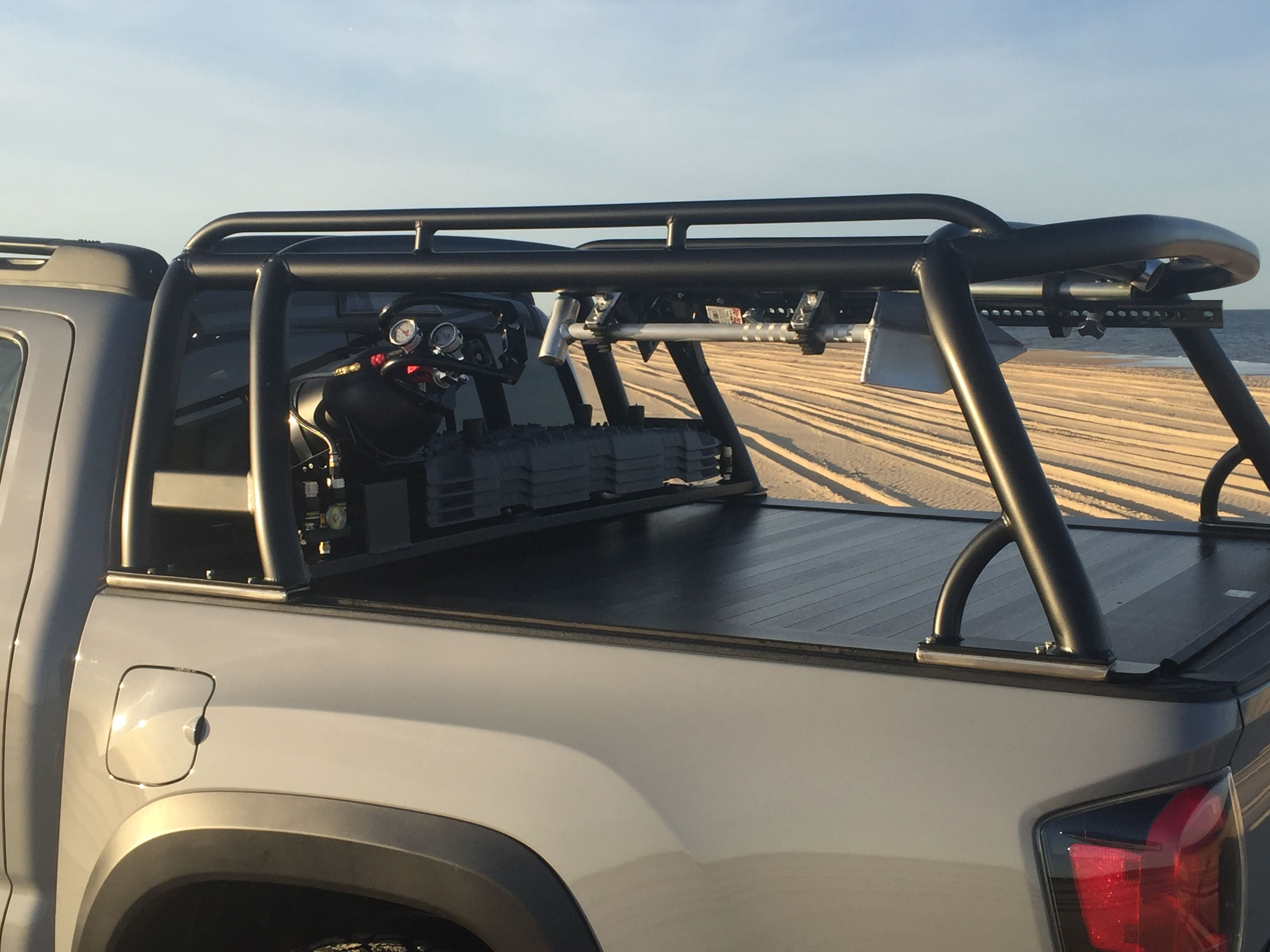 Truck Bed Roof Rack