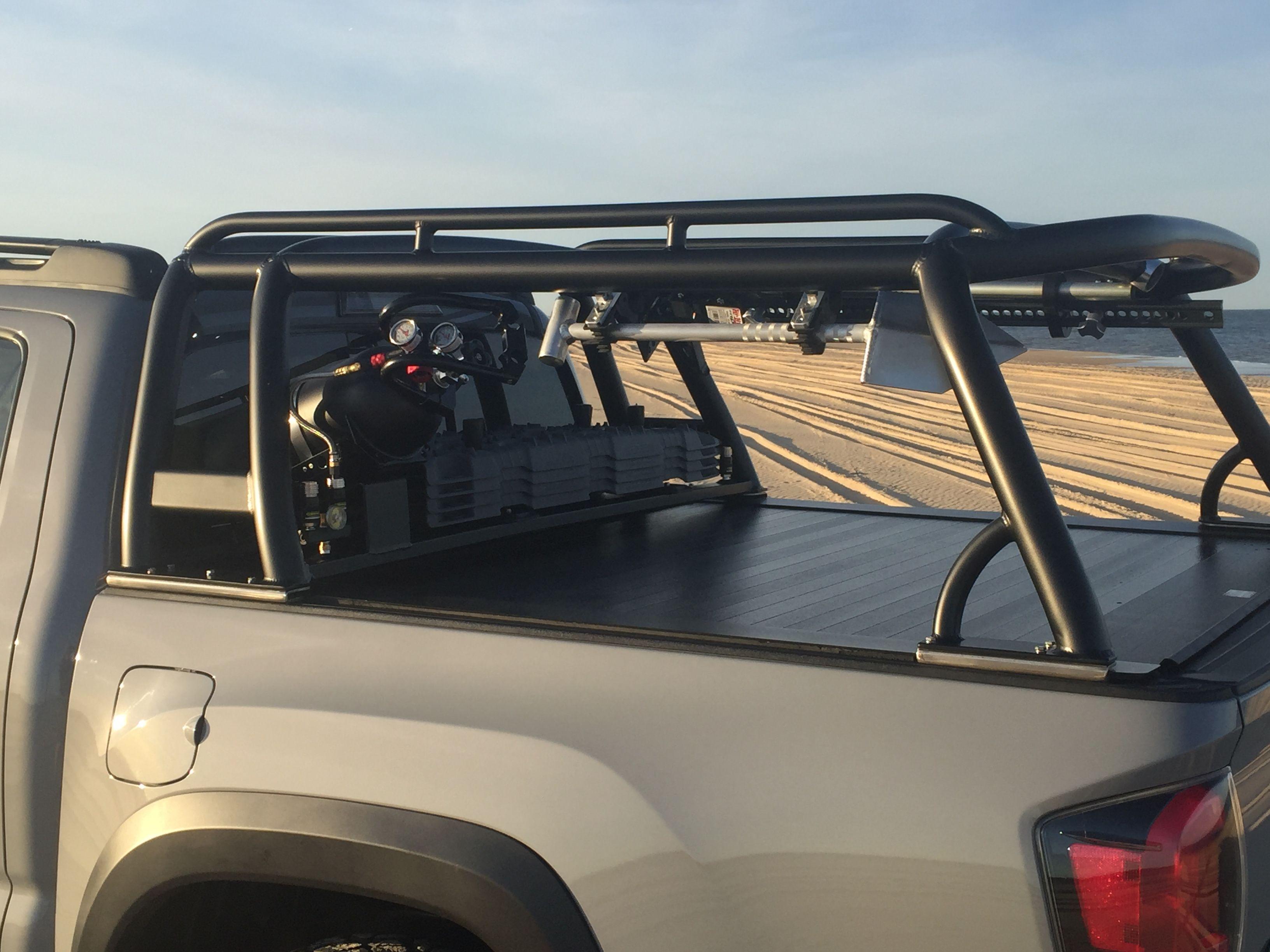Truck Bed Roof Rack