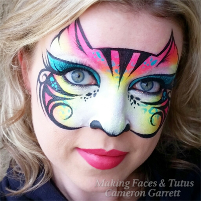 Making Faces Picture Gallery Face Painting Designs Kitty Face Paint Animal Face Paintings