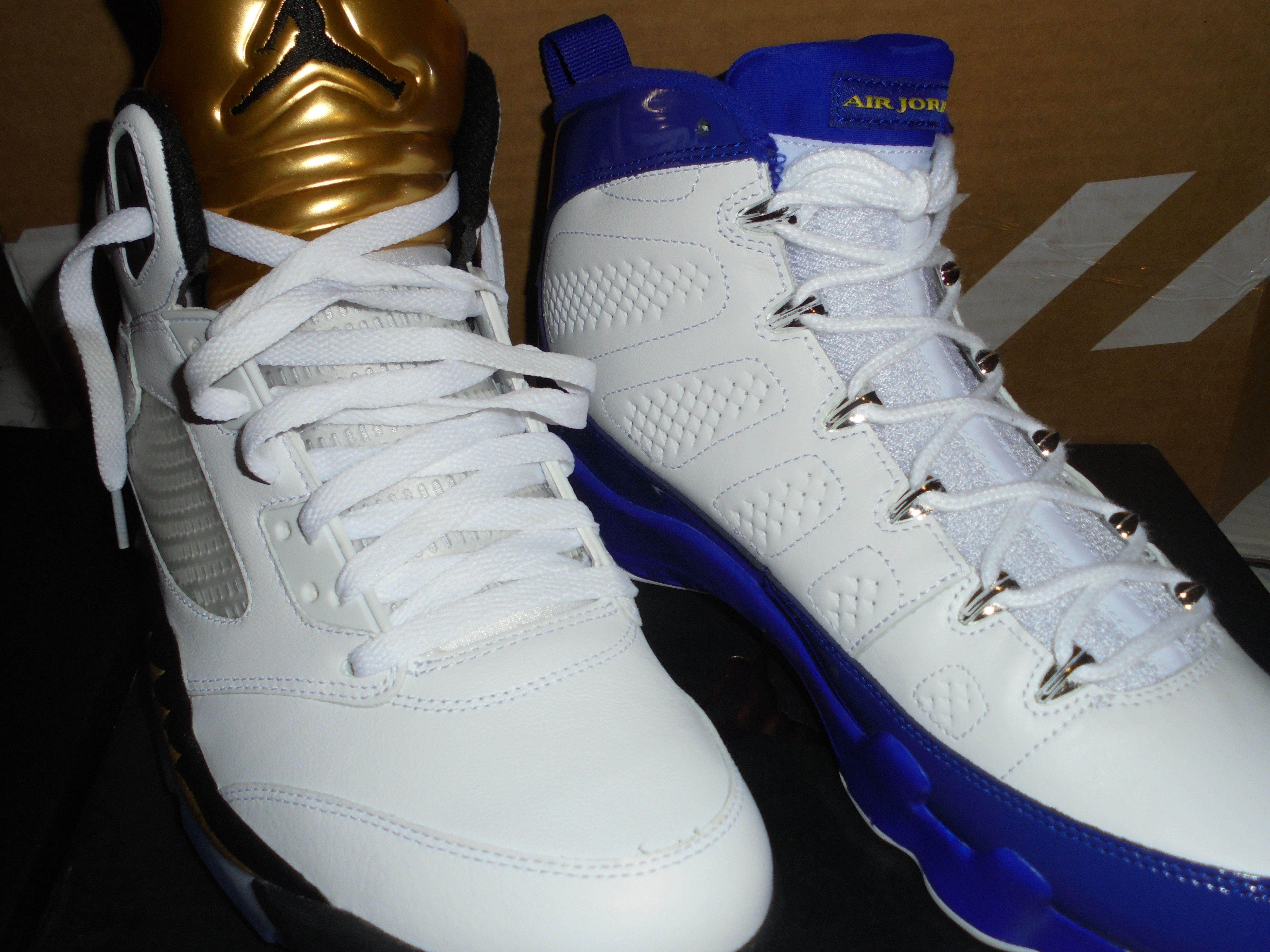 #Jordan9 and #Jordan5 #sneakers - http://www.drewrynewsnetwork.com