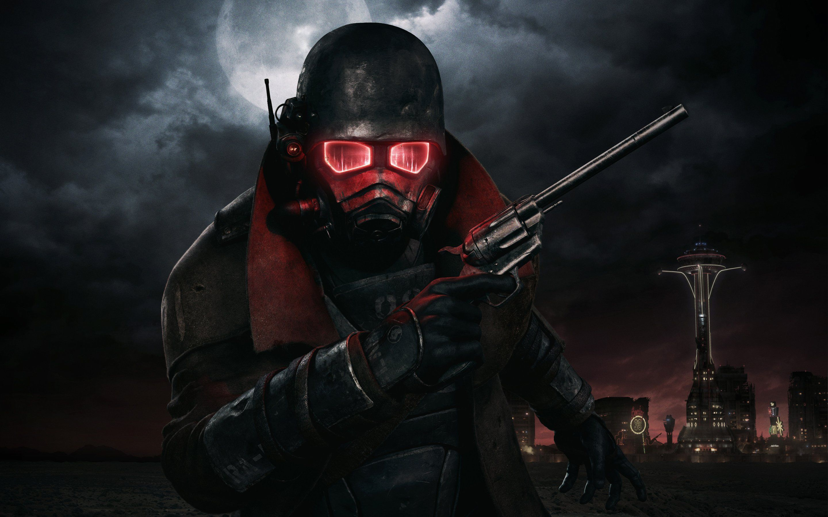 Fallout New Vegas Sci Fi Assassin Soldier Fallout New