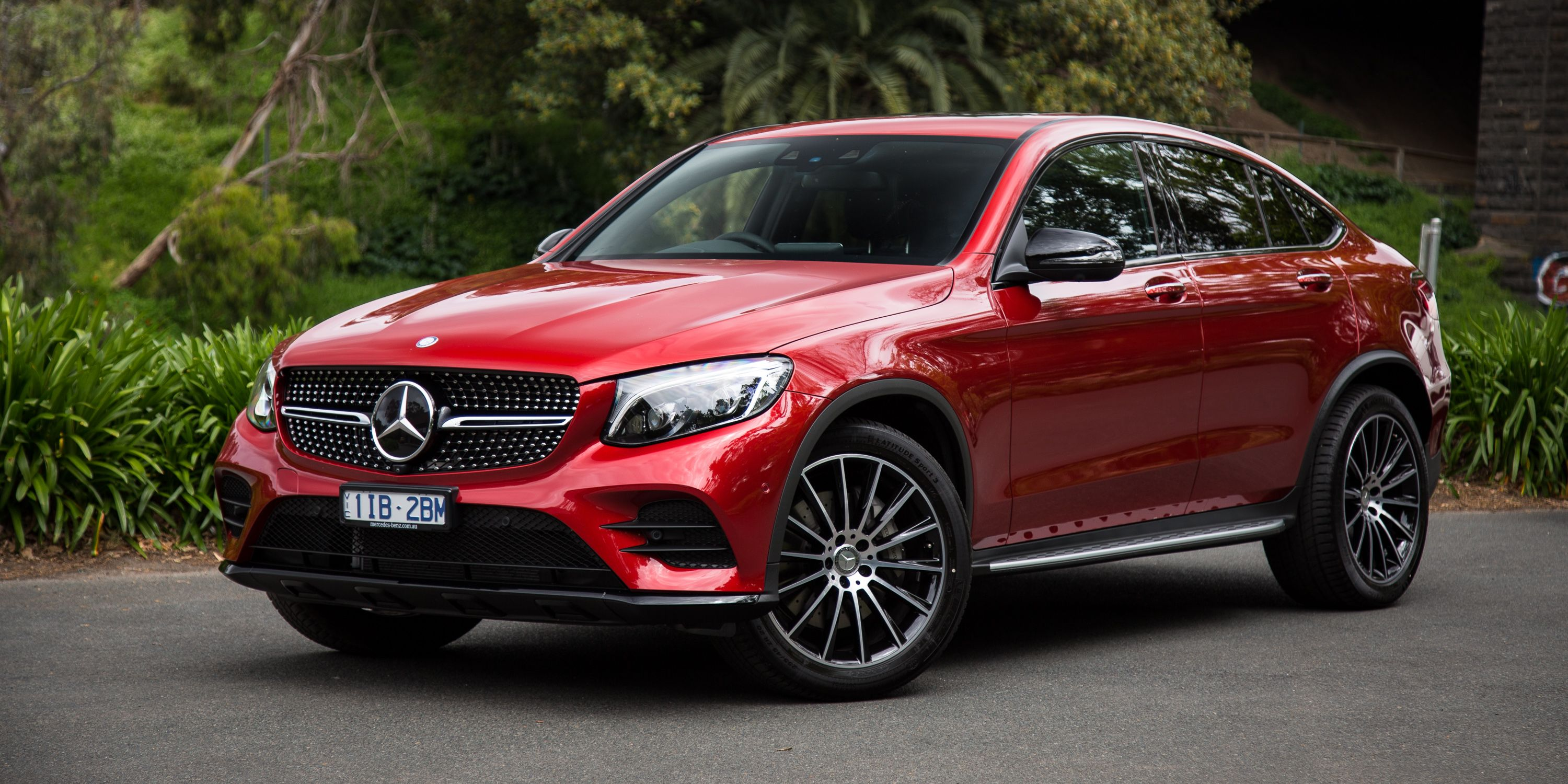 2017 Mercedes Benz Glc Coupe Review Mercedes Benz Glc Coupe