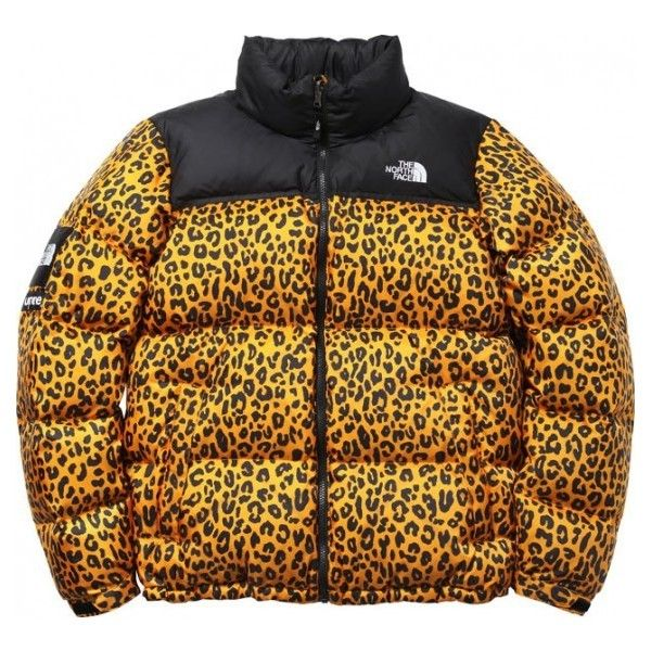 439d6ee5f5 Supreme x The North Face Nuptse Down Jacket ❤ liked on Polyvore ...