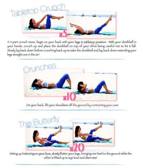 Ab Exercise Diagrams Download Wiring Diagrams