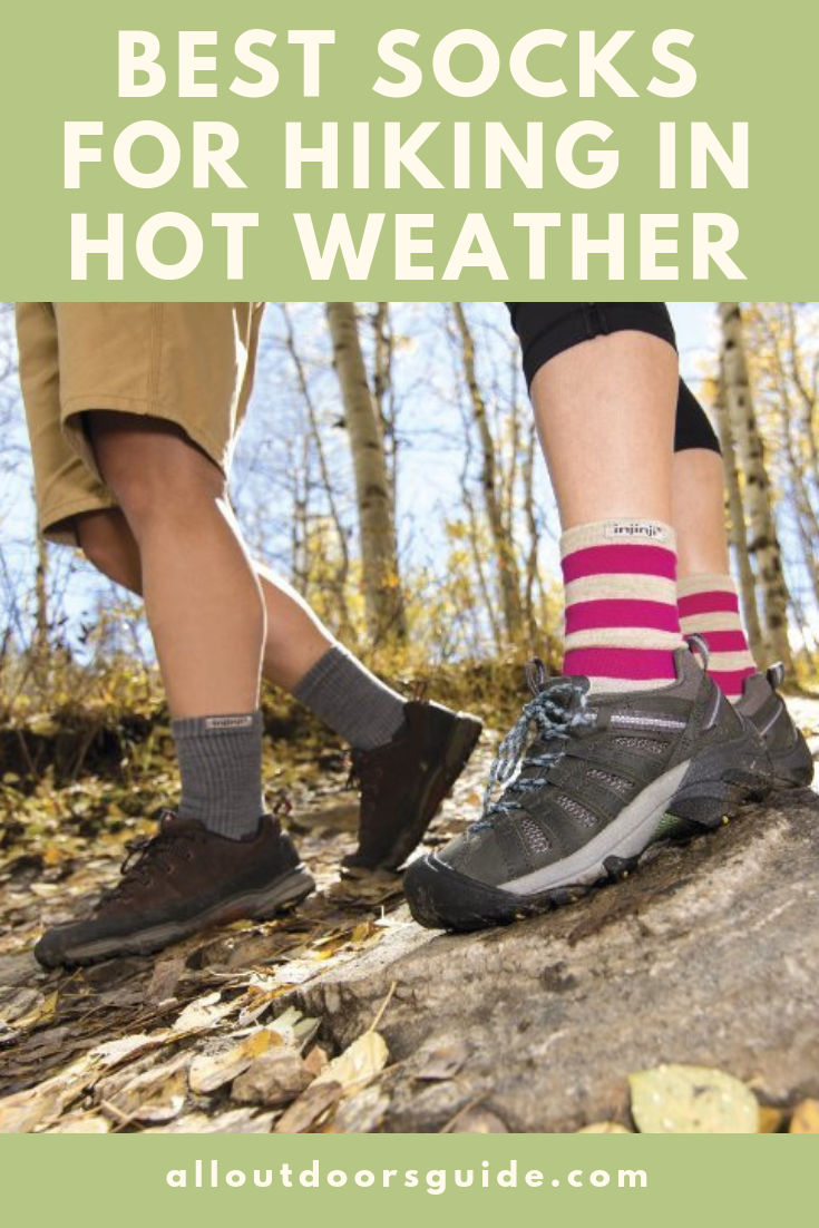 7e66a684d The Best Socks for Hiking in Hot Weather | No Limit Pinning | Travel ...