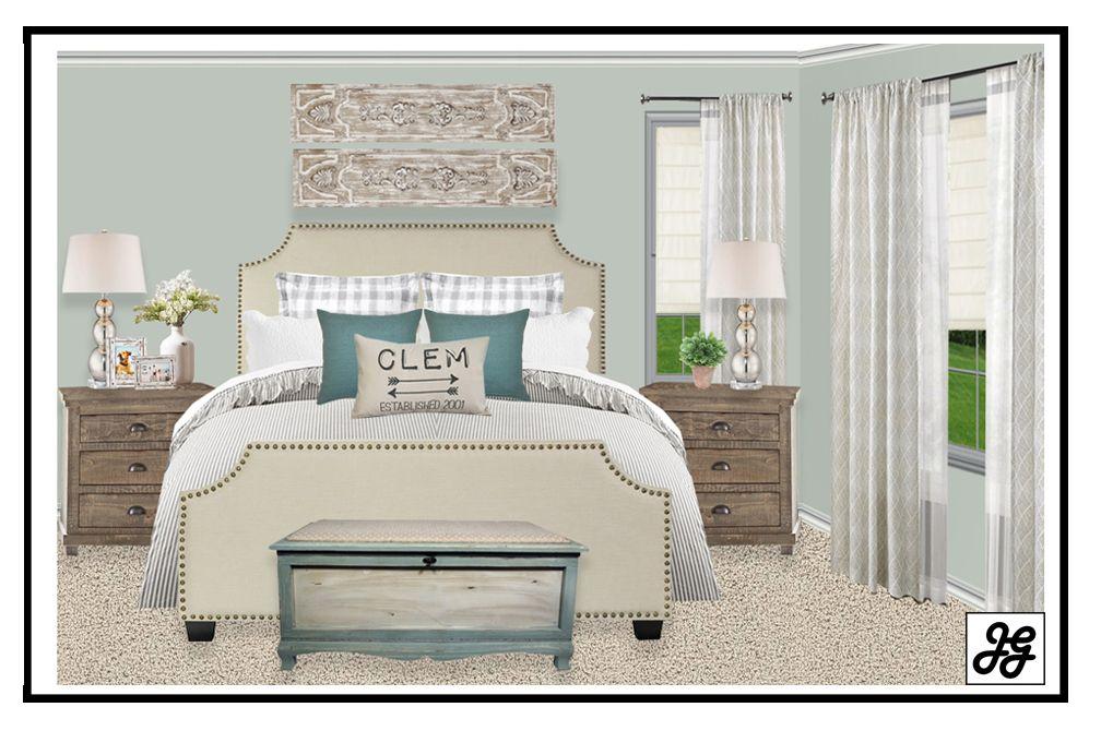 Affordable online interior design! Visit me your next