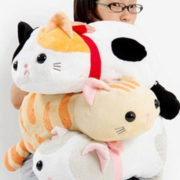 Tsuchineko Cat Plushies | •KAWAII• | Pinterest | Plushies, Kawaii ...