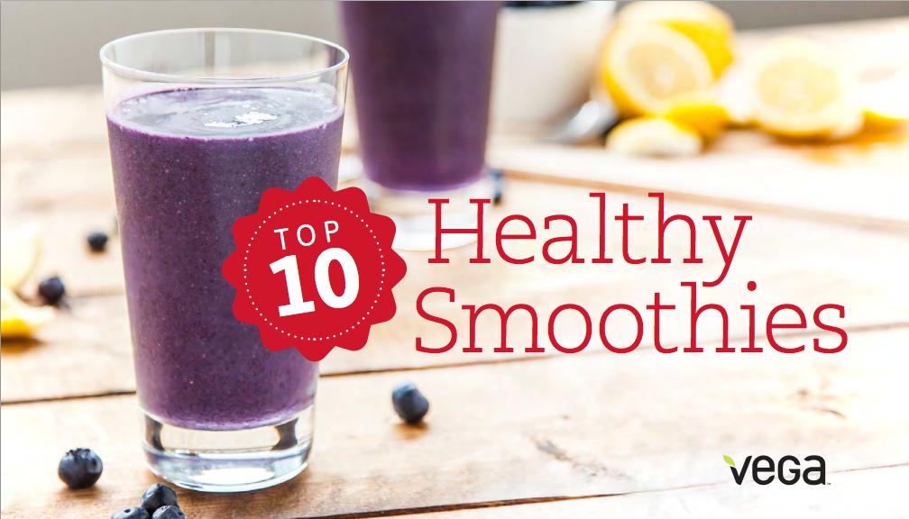 Vega protein top 10 best smoothies