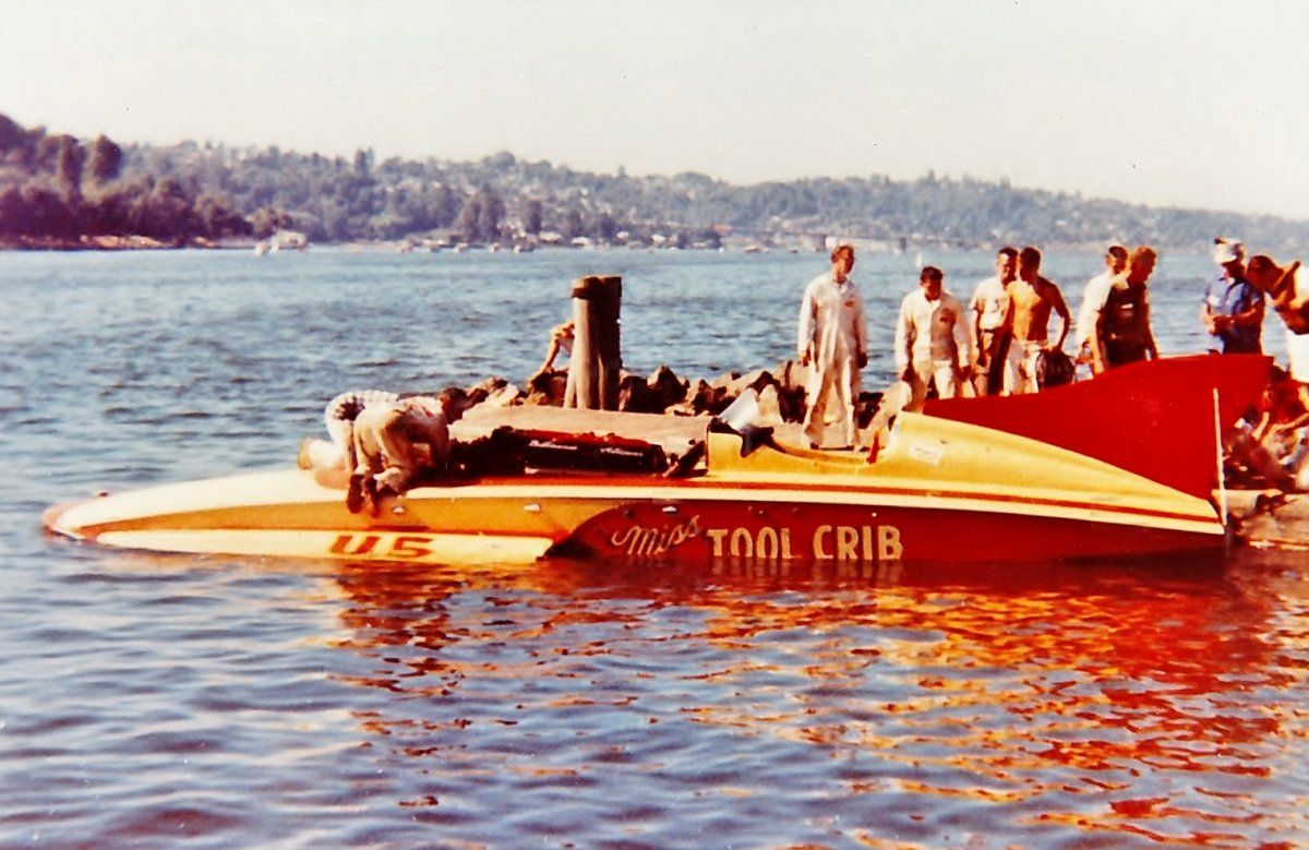 Motion Pictures Vintage Hydroplanes Hydroplane boats