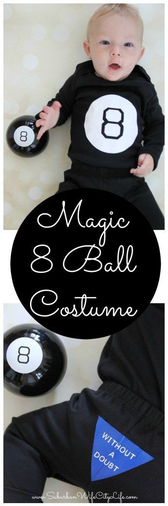 magic 8 ball costume - Magic 8 Ball Halloween Costume