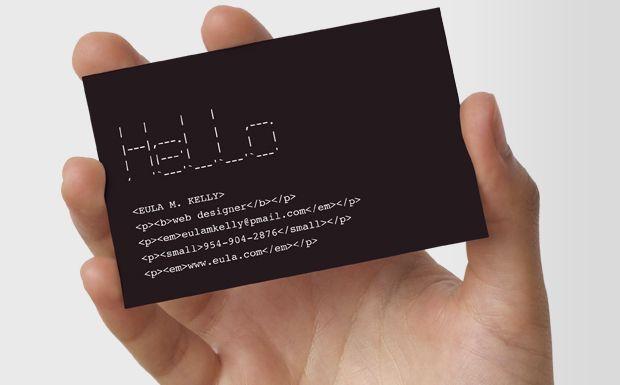 Web Colours Ascii Printing Business Cards Business Card Template Design Business Cards Online