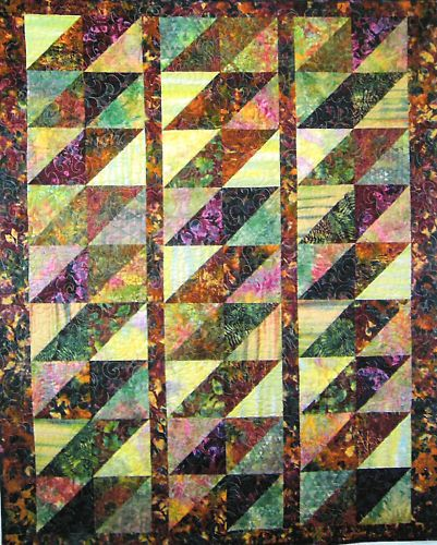 Batik-Diamonds-quilt-Pattern-by-Quilt-Woman