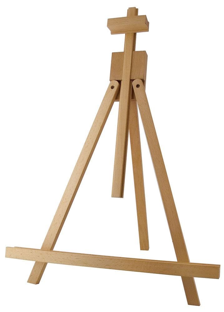 Wooden Table Easel 50cm