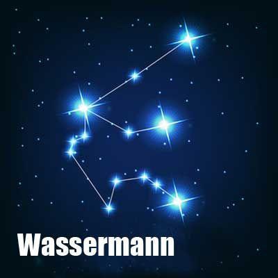 Sternbild Wassermann