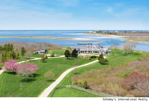 Nantucket's $59 Million Mansion: New England's Priciest Home