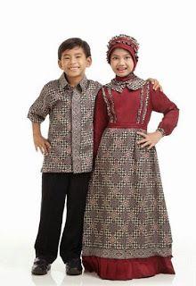 Model Baju Batik Kantor Model Baju Batik Gamis Busana Batik Model