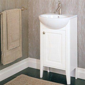 40++ Small bathroom sink cabinet ideas custom