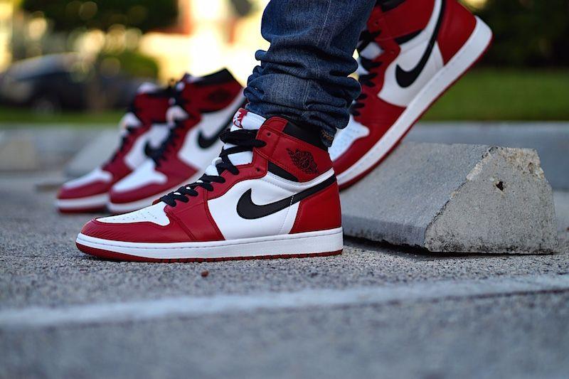 Jordan 1, Chicago Bulls, Air Jordans, Air Jordan