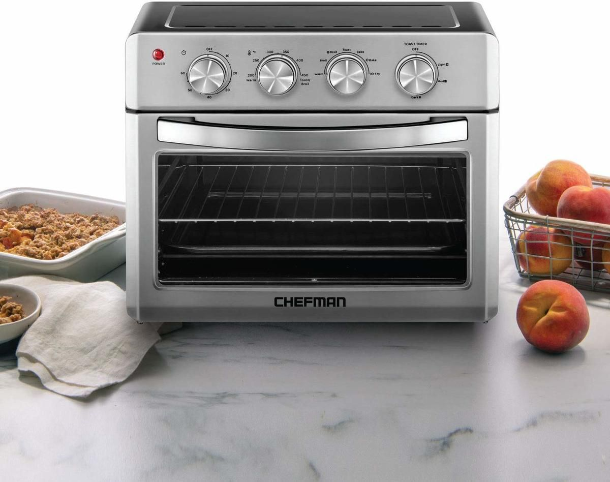 This Hybrid Air Fryer Toaster Oven Is Down Under 100 Right Now