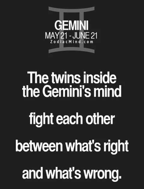 This Is True Thats Why We Get So Confused Gemini Facts Inspiration Quotes On Confused Mind