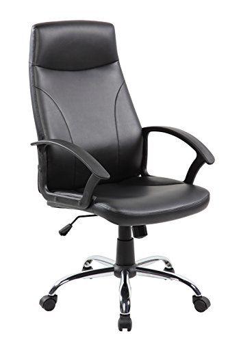 Kerladn Modern Office Ergonomic Pu Leather High Back Bond Https