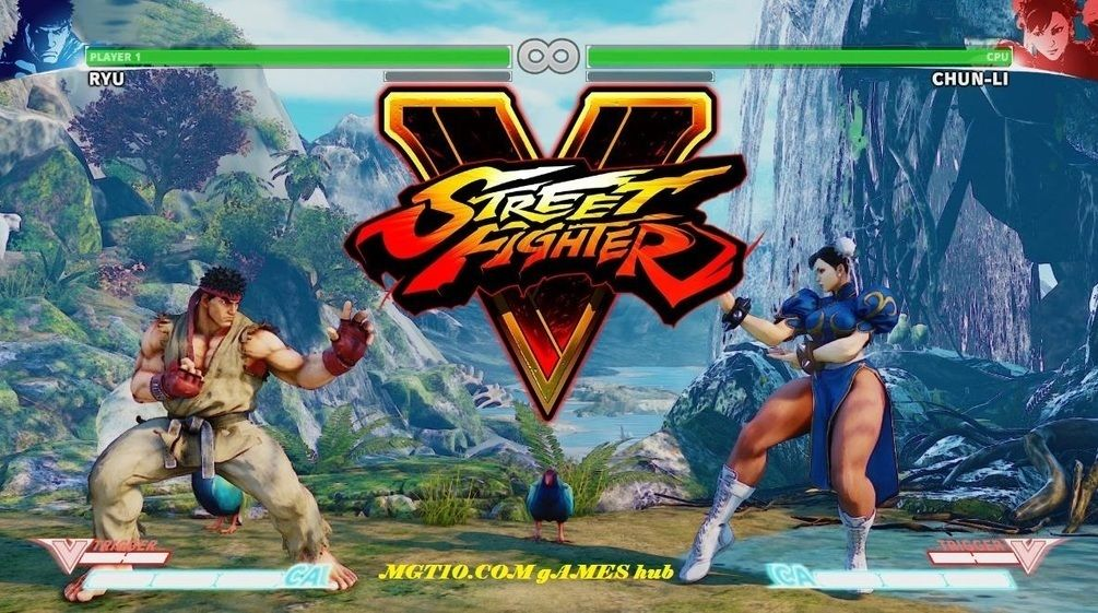 Street Fighter V Download free With Learn How play | Games