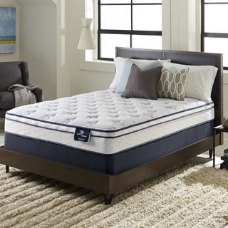 For Serta Perfect Sleeper Incite Euro Top Full Size Mattress Set