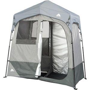 Ozark Trail Instant 2 Room Shower Changing Shelter If I