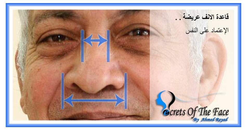 موقع خبير قراءة الوجه أحمد رياض قراءة الوجه Body Language Face Reading Face