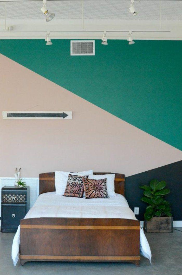 ▷ 1001+ idées pour votre peinture murale originale Walls - comment peindre le plafond