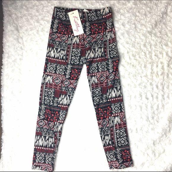 Girls Leggings (kids) Little girls leggings small fits 3/4 Pants Leggings